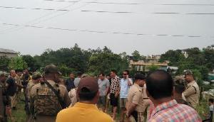 नागालैंड-असम सीमा पर तनाव, अज्ञात वर्दीधारी लोगों के घुसने से हुआ था विवाद