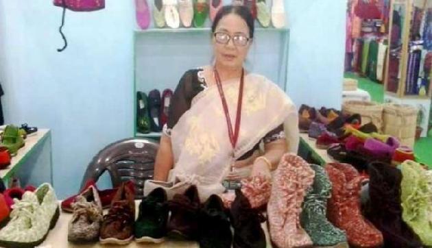 इंग्लैड आैर आॅस्ट्रेलिया में गूंजा Manipur की इस महिला का नाम, ऐसा है हुनर