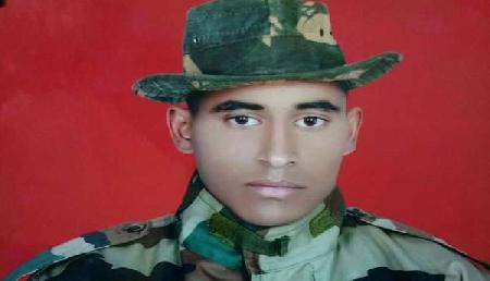 नागालैंड आतंकी हमले में एक आैर लाल देश के लिए शहीद, नम हुर्इ हर आंख