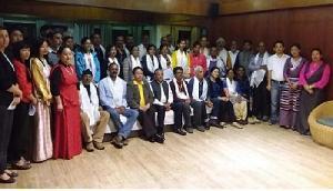 कैलाश मानसरोवर यात्रियों का पहला जत्था सुरक्षित लौटा, पर्यटन विभाग ने किया स्वागत