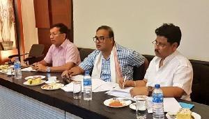 बीजेपी मंत्री ने ठेकेदारों को दी चेतावनी, काम में नहीं किया जाएगा समझौता
