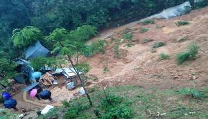 मणिपुर में भूस्खलन से 9 की मौत-कई घायल