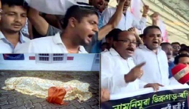 राधा हत्याकांडः रेलवे के खिलाफ फूटा लोगों का गुस्सा, पुलिस नाकाम, आरोपी अब तक फरार