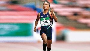 हिमा दास को एक और बड़ा तोहफा, खेलों का ब्रांड एंबेसडर बनाएगी असम सरकार