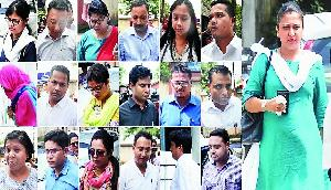 असम कैश-फॉर जॉब स्कैमः बीजेपी सांसद की बेटी समेत 19 अधिकारी गिरफ्तार