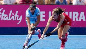 महिला हॉकी: स्पेन के खिलाफ भारतीय टीम को मिली हार
