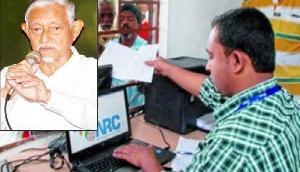 अधिकारियों की उदासीनता का नतीजा , मूल भारतीयों के नाम भी NRC से गायब