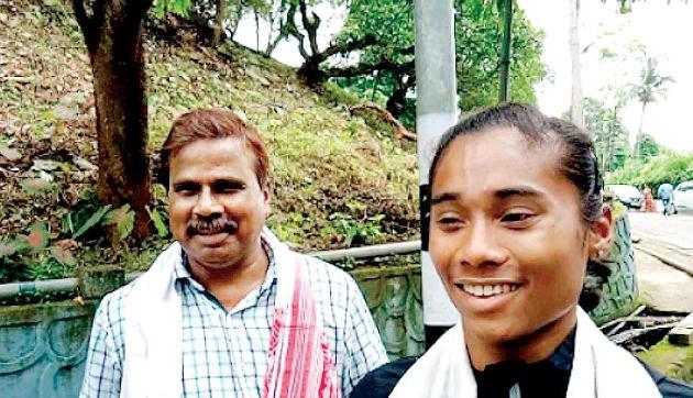 असम की गोल्डन गर्ल हिमा दास के कोच पर लगा रेप का आरोप