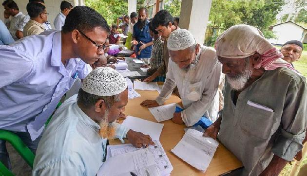 असम NRC से बिहारियों का भी हुआ हाल बेहाल, करीब 74 हजार लोगों का नाम गायब