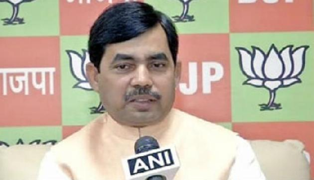 Image result for Syed Shahnawaz Hussain