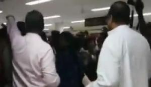 सांसदों को हिरासत में लेने का मामलाः तृणमूल कांग्रेस ने बताया सुपर इमरजेंसी