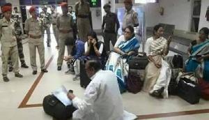 सिलचर एयरपोर्ट से कोलकाता लौटे TMC नेता, कहा- डर गई है असम सरकार