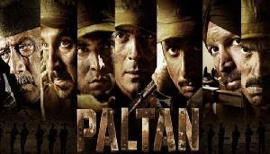 जानिए कितनी सच है, 1967 में हुर्इ भारत-चीन की लड़ार्इ पर बनी है जेपी दत्ता फिल्म 'पलटन'