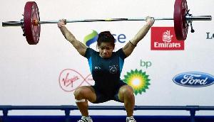 जब 86 किलो वजन उठाकर मीराबाई चानू ने तोड़ा था अपना ही रिकॉर्ड, देखें वीडियो