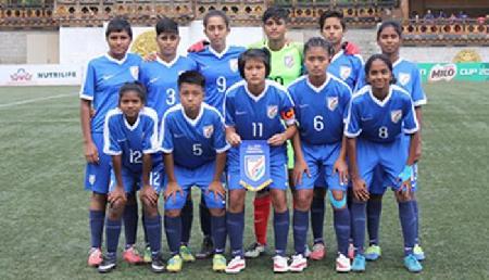 फुटबॉल: सैफ अंडर-15 चैम्पियनशिप के सेमीफाइनल में भारत
