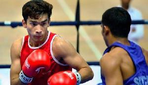 विदेशी धरती पर एशियाई खेलों में चुनौती पेश करेंगे शिवा थापा, बताया जीत का मंत्र