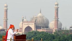 लाल किला से भाषण के दौरान PM मोदी ने किया पूर्वोत्तर के इन राज्यों का जिक्र