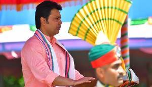 इस राज्य में पहली बार बीजेपी के मुख्यमंत्री ने फहराया तिरंगा, जनता को दिया बड़ा तोहफा