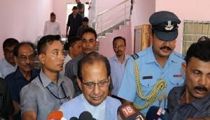 राज्यपाल मुखी ने किया बोडोलैंड यूनिवर्सिटी का दौरा, हाग्रामा काे नहीं दी गर्इ जानकरी