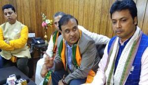 त्रिपुरा: भाजपा ने चार नेताओं को 6 साल के लिए पार्टी से निकाला