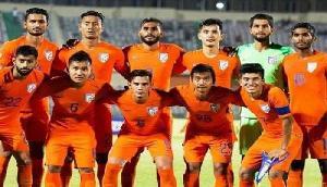 आज सेमीफाइनल में पाकिस्तान को पटखनी देने के इरादे से उतरेगी भारतीय फुटबॉल टीम