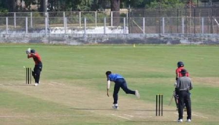रणजी ट्रॉफीः दीपक धपोला के आगे ढेर हुई मणिपुर की टीम, 137 रनों पर सिमटी