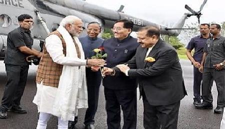 आज देश को 600 करोड़ का तोहफा देंगे प्रधानमंत्री नरेंद्र मोदी, चीन के भी उड़ जाएंगे होश