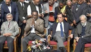 जब रंजन गोगोई ने दीपक मिश्रा पर बोला था हमला, कहा था शीर्ष अदालत में सबकुछ सही नहीं चल रहा