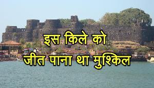 विजयदुर्ग किला को जीत पाना मुश्किल था, दुश्मन खाते थे खौफ