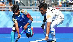 Youth Olympics 2018: भारतीय पुरुष हॉकी टीम को हासिल हुआ रजत