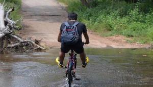 जानवर की जान को बचाने के लिए ये छात्र 3500 किमी की साइकिल यात्रा पर निकला, सीएम करेंगे स्वागत