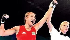 मुक्केबाज अंकुशिता बोरो ने एनर्इ ओलंपिक खेल में जीता गोल्ड