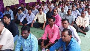 बैठक बेनतीजा, नहीं बनी सरकार और कर्मचारी संघ के बीच आम सहमति
