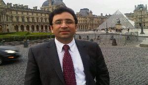 आशीष कुंद्रा बने मिजोरम के नये मुख्य चुनाव अधिकारी
