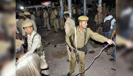 विधानसभा पर संदिग्ध उग्रवादियों ने किया ग्रेनेड से हमला, तीन सुरक्षाकर्मी घायल