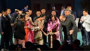 रक्षा मंत्री ने मणिपुर के संगाई महोत्सव का किया शुभारंभ, सूमो पहलवान भी करेंगे शिरकत