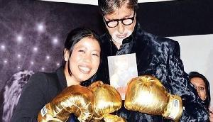मैरी कॉम का दीवाना हुआ बॉलीवुड, अमिताभ बच्चन और प्रियंका ने कह दी ऐसी बात, देखें Video