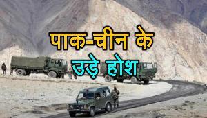 चीन और पाकिस्तान के उड़े होश, 15 हजार फीट की ऊंचाई पर हिंदुस्तान ने किया ऐसा काम