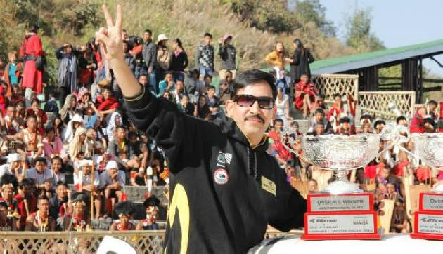 दिल्ली के गगन ने दूसरी बार जीता जेके टायर हॉर्नबिल रैली खिताब