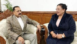 राष्ट्रीय महिला आयोग करेगा पूर्वोत्तर में महिलाओं की सशक्त बनने में मदद