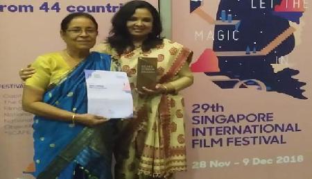 सिंगापुर फिल्म फेस्टिवल में रहा रीमा दास की फिल्म का जलवा, मिला बेस्ट फीचर अवार्ड