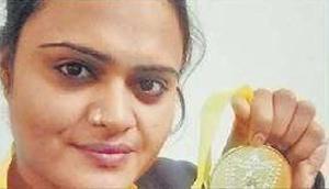 रेलवे वेटलिफ्टिंग चैम्पियनशिप में गुठनी की सृष्टि ने असम में जीता गोल्ड