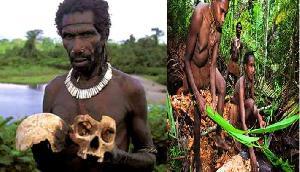 जमीन पर नहीं पेड़ों पर रहती है ये जनजाति, होते हैं नरभक्षी!