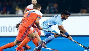 हॉकी विश्व कप: भारत का सपना चकनाचूर, नीदरलैंड्स सेमीफाइनल में