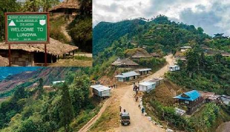 भारत का अनोखा गांव, यहां के लोगों को मिली है दो देशों की नागरिकता