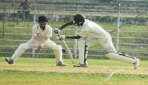 रणजी ट्रॉफीः यूपी मजबूत, असम पर 202 रनों की बढ़त
