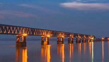 दी धमकी, जिस दिन पीएम पुल का उद्घाटन करेंगे उसी दिन 100 लडक़े देंगे जान