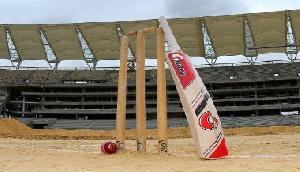 175 रन बनाकर असम ऑल आउट, उत्तर प्रदेश के एक विकेट पर 64 रन