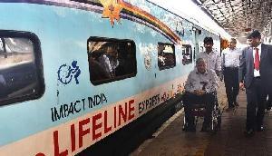 अद्भुत है ये ट्रेन, दो दिन में एक हजार लोगों को दिया नया जीवन, जानिए कैसे