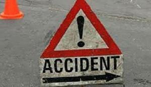 सिक्किम जा रही कार दुर्घटनाग्रस्त, चार घायल